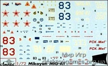 Учебно-тренировочный российский самолёт МиГ-АТ - фото 2