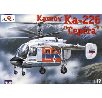 Модель вертолета Ка-226