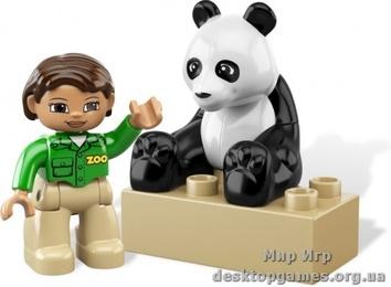 Lego Панда Duplo 6173