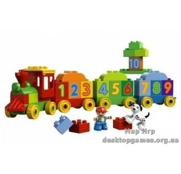 Lego «Считай и играй» Duplo 10558