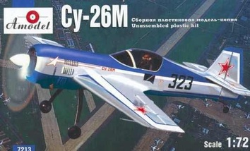 Модель самолета Су-26М