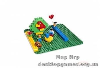 Lego «Строительная доска (38х38)» Duplo 2304