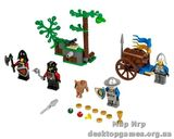 Lego®  Засада в лесу Castle 70400