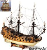 Деревянный корабль Фридрих Вильгельм зу Ферде (Friedrich Wilhelm zu Pferde)
