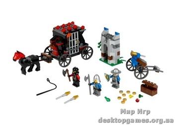 Lego®  Похищение золота Castle 70401