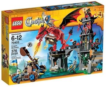 Lego®  Гора Дракона Castle 70403