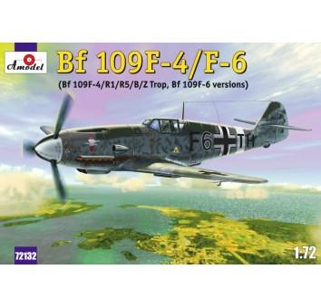 Мессершмитт Bf-109F4/F6