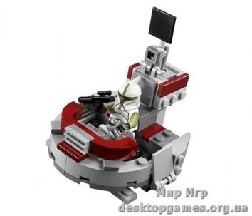 Lego Штурмовики-клоны против Дроидеков Star Wars 75000