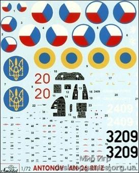 Антонов АН-26 Многоцелевой транспортный самолет - фото 2