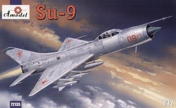 Су-9 Советский истребитель - перехватчик.