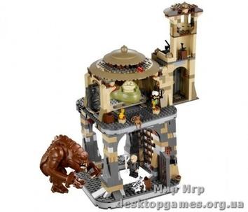Lego Логово Ранкора Star Wars 75005