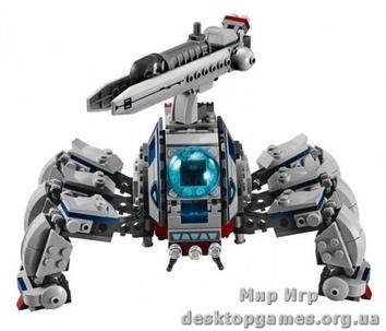 Lego Мобильная тяжёлая пушка Star Wars 75013