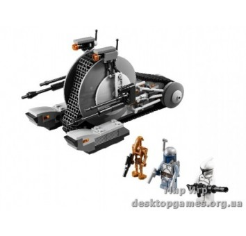 Lego Дроид-танк Альянса Star Wars 75015