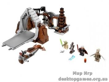 Lego Дуэль на планете Джеонозис Star Wars 75017