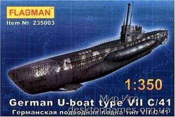 FL235003 German U-boat type VII C/41