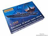 FL235005 German U-boat type IX A/B