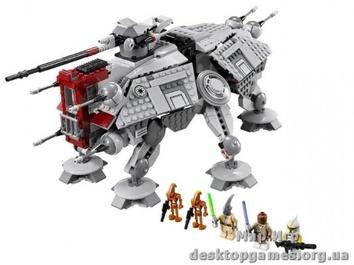 "Lego Боевая машина ""Шагоход АТ-ТЕ"" Star Wars"