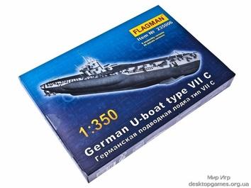 FL235006 German U-boat type VII C - фото 2