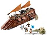 Lego Парусный корабль Джаббы Star Wars 75020
