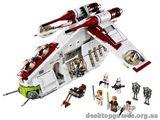 Lego Республиканский истребитель Star Wars 75021