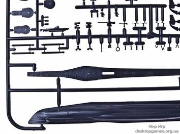 Германская подводная лодка тип VIIC спецверсия - фото 2
