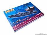 Подводная лодка типа IX A/B (набор профи)
