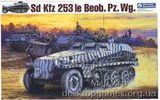 G744 SD KFZ 253 LIGHT ARMOURED OBSERVATION POST