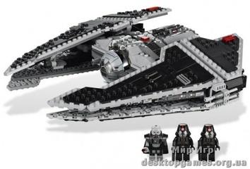 "Lego ""Перехватчик класа Фурия"" Star Wars"