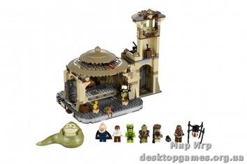 Lego «Дворец Джаббы» Star Wars 9516