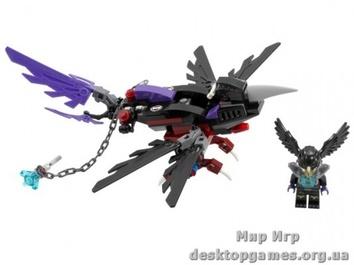 Lego «Планер Ворона Разкала» The Legends Of Chima 70000
