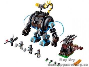Lego Боевая машина Горзана The Legends of Chima 70008