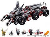 Lego Бронетранспортёр Воррица The Legends of Chima 70009