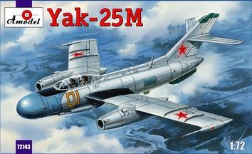 Яковлев Як-25M