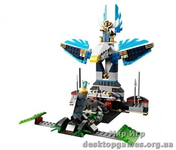 Lego Замок клана Орлов The Legends of Chima 70011