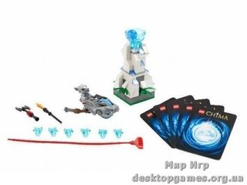 Lego Ледяная башня The Legends of Chima 70106