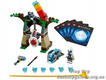 Lego Неприступная башня Legends Of Chima 70110