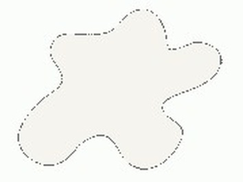 Акриловая краска HOBBY COLOR, цвет: Тёмно-белый (основа), тип: Глянец