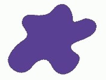Акриловая краска HOBBY COLOR, цвет: Пурпурный (основа), тип: Глянец