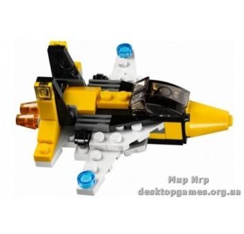 Lego «Мини самолет 3в1» Creator 31001
