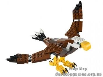 Lego «Кондор 3 в 1» Creator 31004