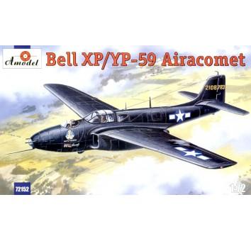 Bell XP/YP-59 Истребитель-бомбардировщик ВВС США