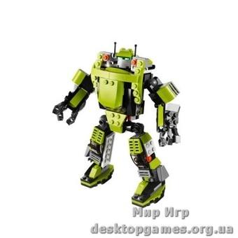 Lego «Крутой робот 3 в 1» Creator 31007