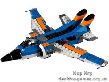 Lego «Истребитель 3 в 1» Creator 31008