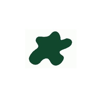 Акриловая краска, цвет: Зелёный морской авиации(авиация, Япония, ІІ Мировая), тип: Глянец