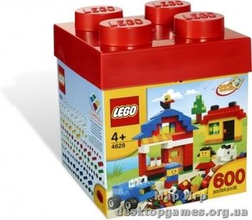 Lego Игровий набор кубиков Creator 4628