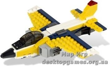 Lego Выше облаков  Creator 6912