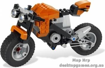 Lego Уличный Мятежник Creator 7291