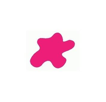Акриловая краска, цвет: Флуорисцентно-розовый (основа), тип: Глянец