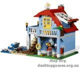 Lego Дом на морском побережье  Creator 7346