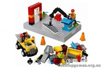 Lego «Моя первая стройка» Creator 10657